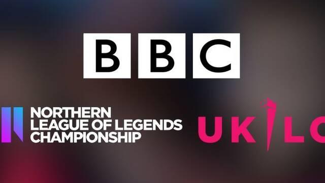 La BBC retransmitirá en su paltaforma de streaming la competición de LOL del Reino Unido