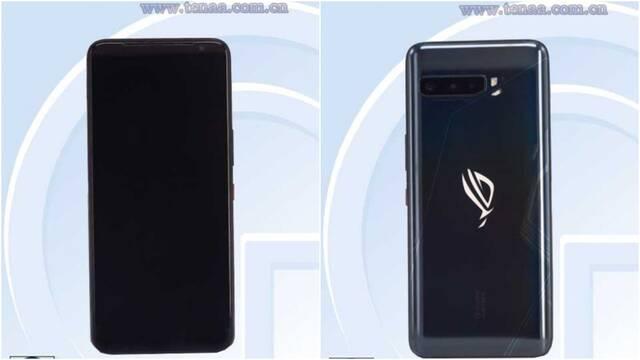 Primeras imágenes del ASUS ROG Phone 3, el nuevo teléfono para jugar de ASUS