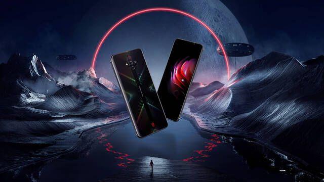 Red Magic 5G lite, el nuevo smartphone 5G para jugar de Nubia y Vodafone