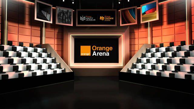 Orange Arena, el nuevo estadio virtual con caras de los aficionados para los torneos de LVP