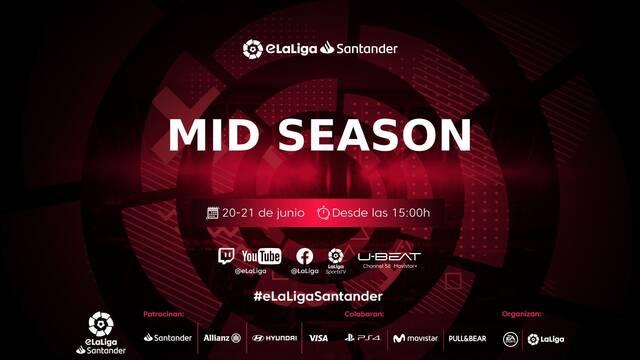 Llega el Mid Season de eLaLiga Santander