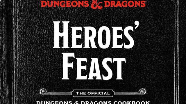 Dragones y mazmorras: Así será su curioso libro de cocina