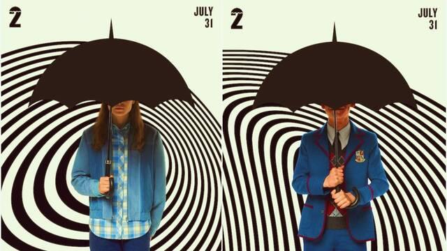 Umbrella Academy: Llegan los pósters de la temporada 2... con pistas