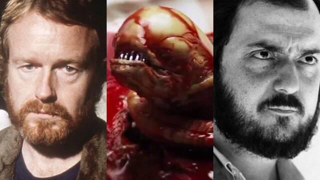 Ridley Scott: 'Kubrick me llamó para preguntarme sobre el revientapechos de Alien'
