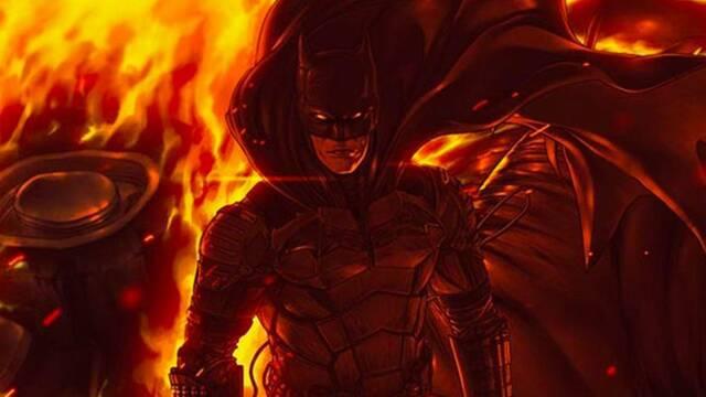 The Batman: Imaginan a Robert Pattinson como parte de los cómics de DC