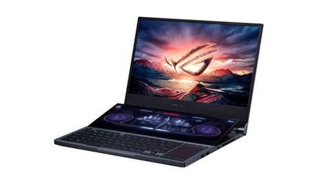 ASUS presenta su portátil para jugar con doble pantalla Zephyrus Duo 15  por 3.499€