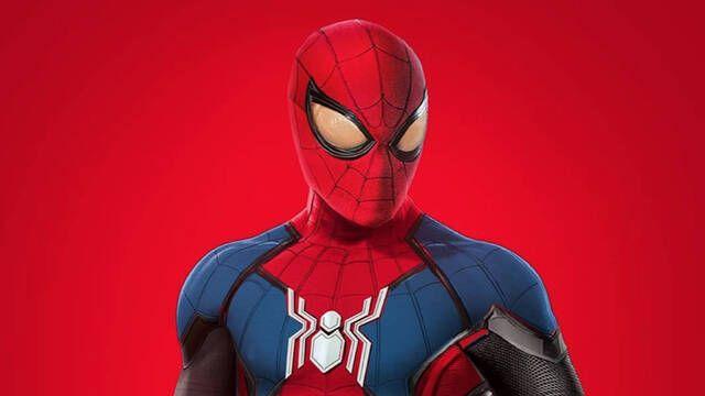 Un nuevo artwork imagina cómo será el traje del nuevo Spider-Man de Tom Holland
