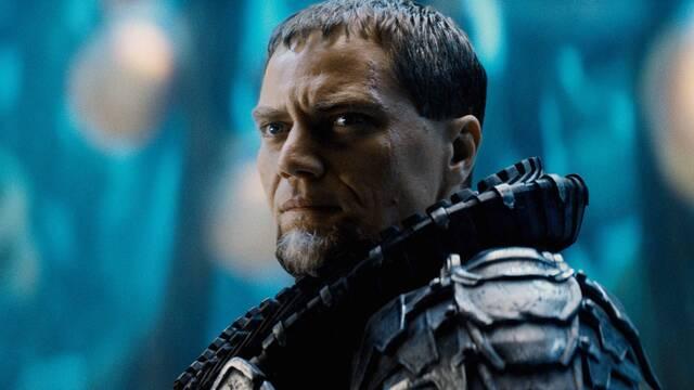 Justice League: Michael Shannon se alegra y apoya el Snyder Cut