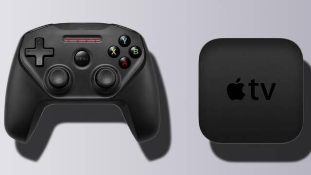Apple está preparando un mando para jugar que acompañará a su nuevo Apple TV según fuentes