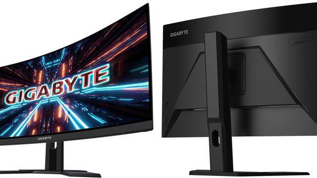 """Gigabyte presenta su monitor G27QC de 27"""", QHD y 165 Hz por 389,90 euros"""