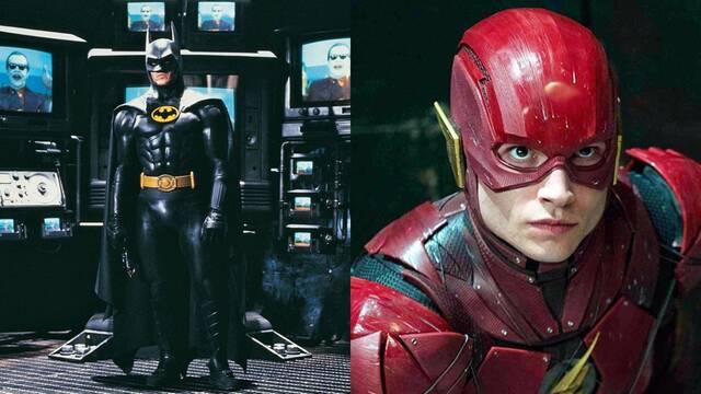 The Flash: Michael Keaton podría ser Batman una vez más en el film de DC