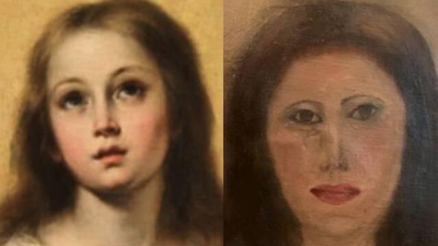 Llega el nuevo Ecce Homo: Una restauración de Murillo acaba en tragedia
