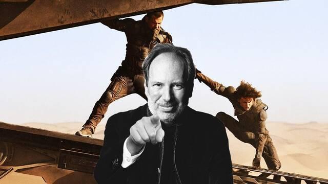 Dune: Hans Zimmer asegura que la banda sonora está volviendo locos a todos