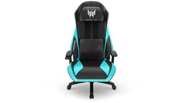 Predator x OSIM, la silla para gamers que te da un masaje mientras juegas