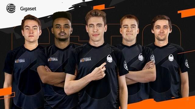 x6tence presenta su nuevo equipo internacional de CS:GO