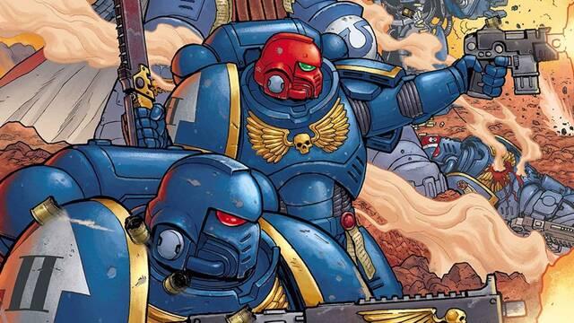 Marvel y Games Workshop anuncian el primer cómic de Warhammer 40.000