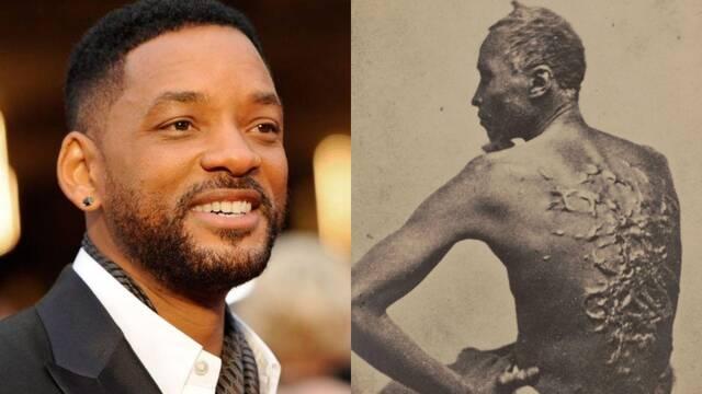 La nueva película de Will Smith tratará sobre la esclavitud
