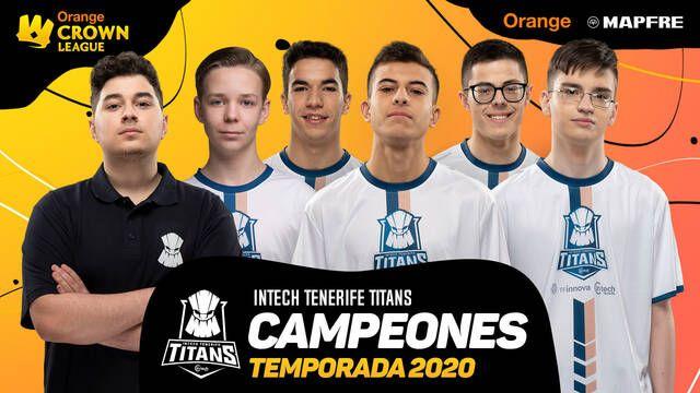 INtech Tenerife Titans es el campeón de España de Clash Royale
