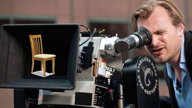 Christopher Nolan no quiere sillas en sus rodajes y éste es el curioso motivo