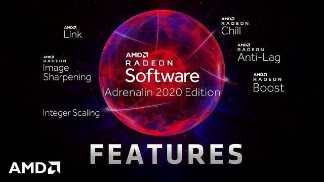 AMD lanza los nuevos drivers Radeon Adrenalin 20.5.1 con importantes mejoras