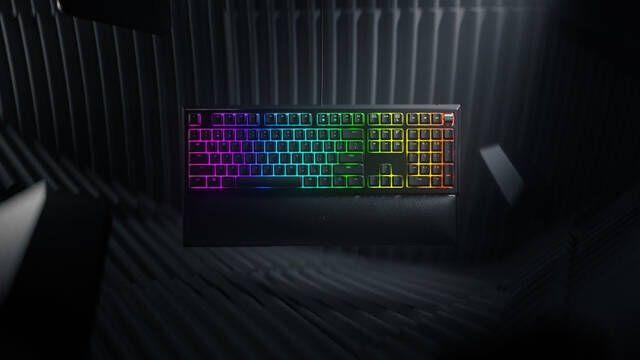 Razer presenta su nuevo teclado híbrido Ornata V2