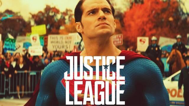 Justice League: Henry Cavill podría tener que grabar nuevas escenas
