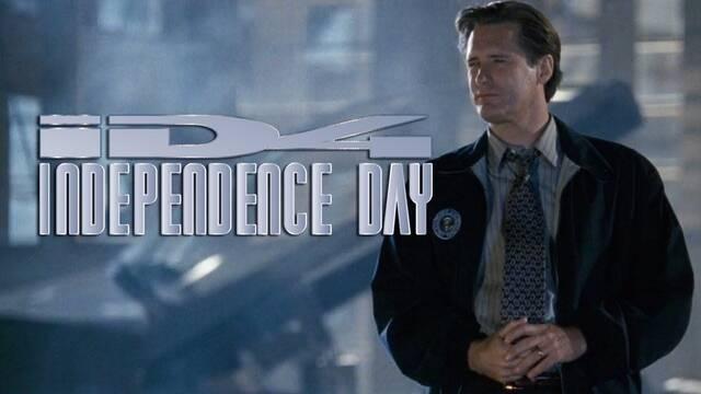 Independence Day se llamó así gracias a la insistencia de Bill Pullman