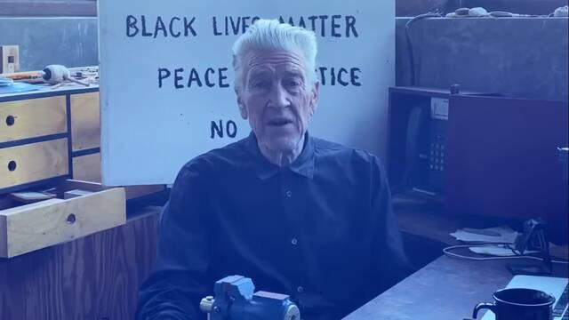 David Lynch apoya el Black Lives Matter: 'Paz, justicia, sin miedo'