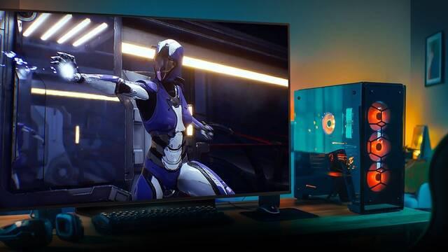 """LG CX 48 es el nuevo televisor para jugar de LG con 48"""", 4K y 120 Hz"""