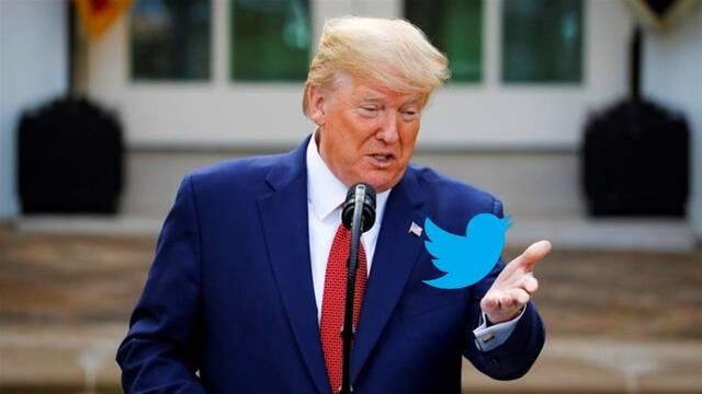 Twitter tumba un vídeo de Trump sobre la muerte de George Floyd