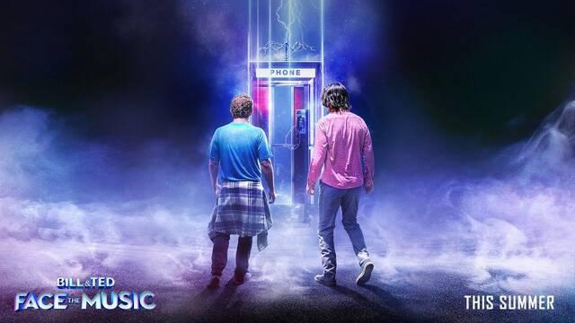 Bill & Ted 3 estrena su primer tráiler con Keanu Reeves y Alex Winter