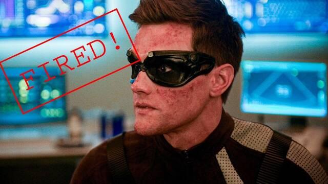 The Flash: Hartley Sawyer despedido de la serie por tuits ofensivos y racistas