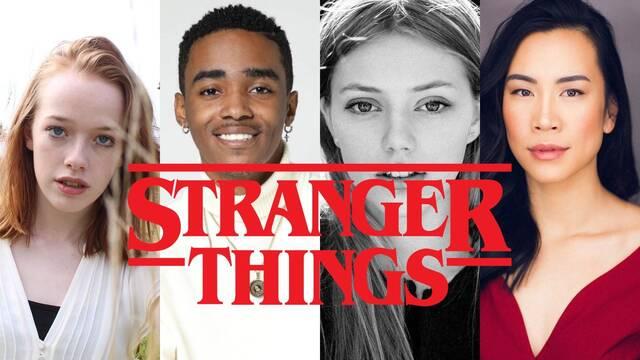 Stranger Things: Netflix anuncia nuevas incorporaciones al reparto de la Temporada 4