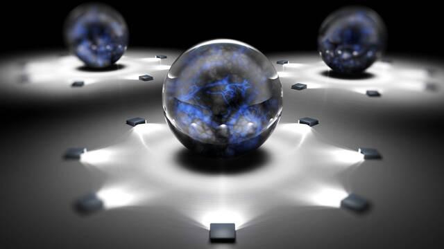 Este microscopio cuántico permite que veamos las estructuras de las células vivas