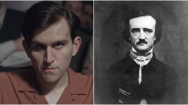 Harry Melling será Edgar Allan Poe en The Pale Blue Eye