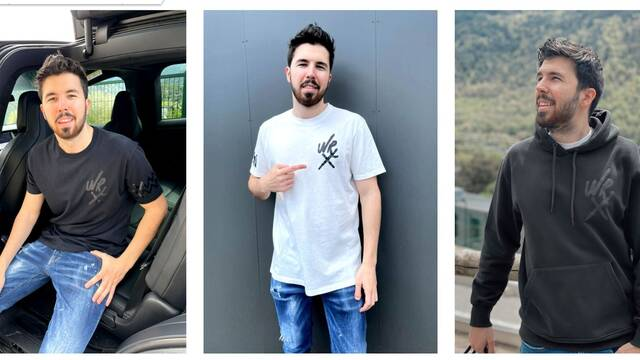 Willyrex y Springfield colaboran en una colección de ropa inspirada en el youtuber