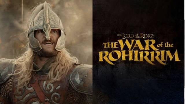 Anunciada 'The War of the Rohirrim', una película de anime de 'El Señor de los Anillos'