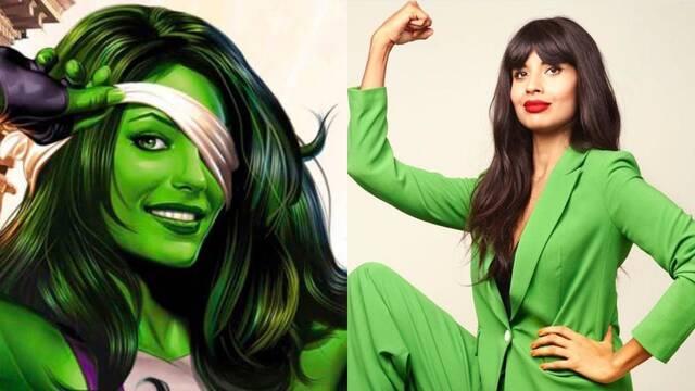 She-Hulk: Jameela Jamil se une a la serie de Disney+ para un papel principal