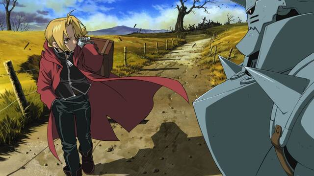 Fullmetal Alchemist anuncia un proyecto secreto antes de su 20 aniversario