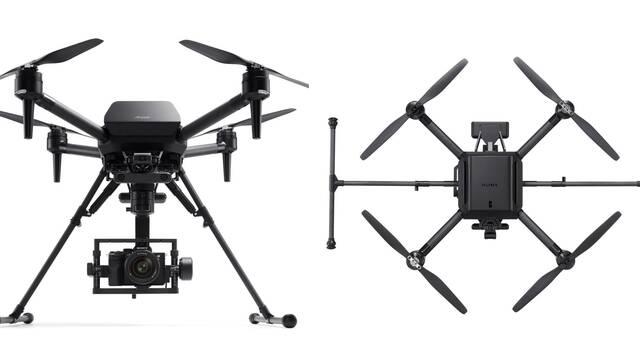Airpeak S1, el primer dron de Sony para cineastas, cuesta 9000 dólares