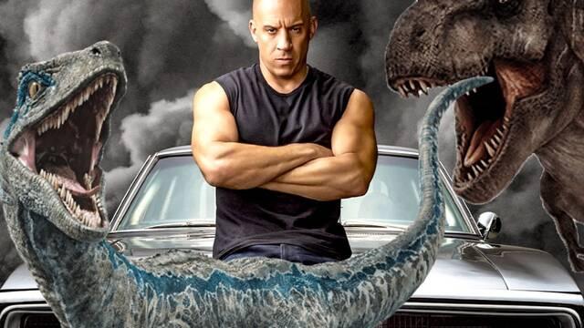 Universal quiere unir las sagas de 'Fast and Furious' y 'Jurassic World'