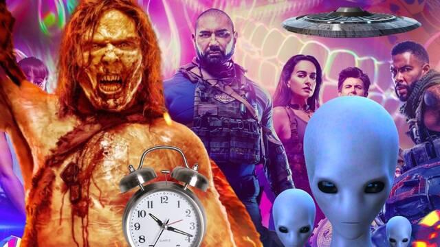 Las teorías más locas de Army of the Dead 2: aliens, robots y bucles temporales