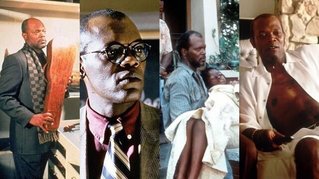Samuel L. Jackson elige sus películas favoritas de toda su carrera y hay sorpresas