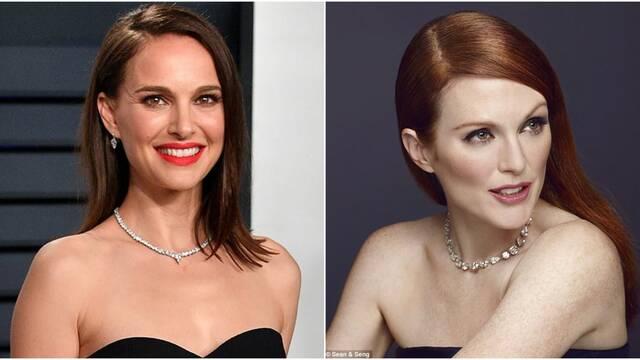 Natalie Portman y Julianne Moore juntas en el drama May December