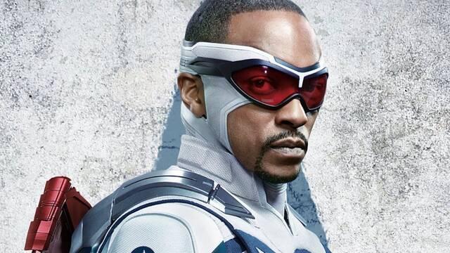 Anthony Mackie quiere interpretar al Capitán América durante los próximos 8 años