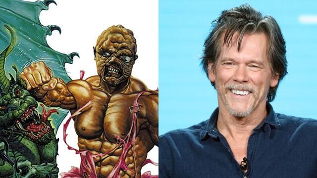 El Vengador Tóxico: Kevin Bacon será el villano de la nueva película