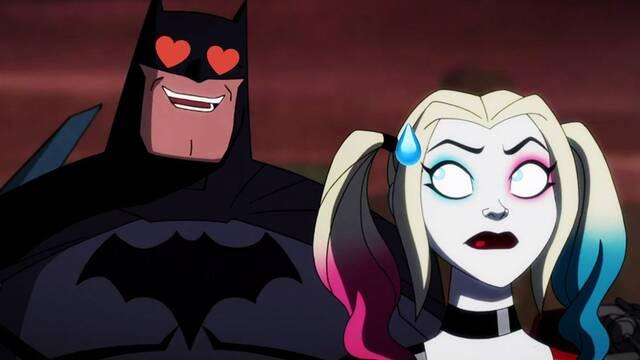 Harley Quinn: La serie censuró una escena de sexo oral entre Batman y Catwoman