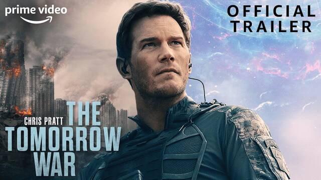 Chris Pratt se luce matando aliens en el tráiler final de 'The Tomorrow War'