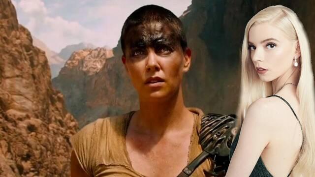 Mad Max: Anya Taylor-Joy aborda los primeros detalles de Furiosa, la precuela