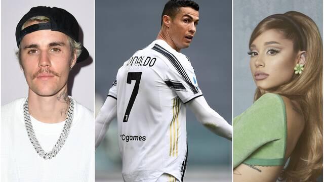 Cristiano Ronaldo es la persona más influyente del mundo, según un estudio